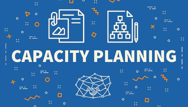 Capacity planning feature
