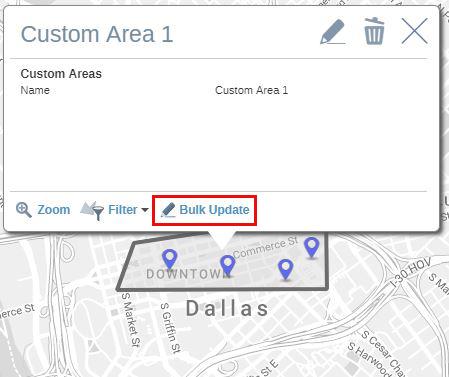 Dallas Bulk Update R