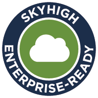 Skyhigh Enterprise Ready Seal