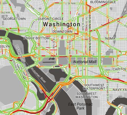 Washinton Traffic