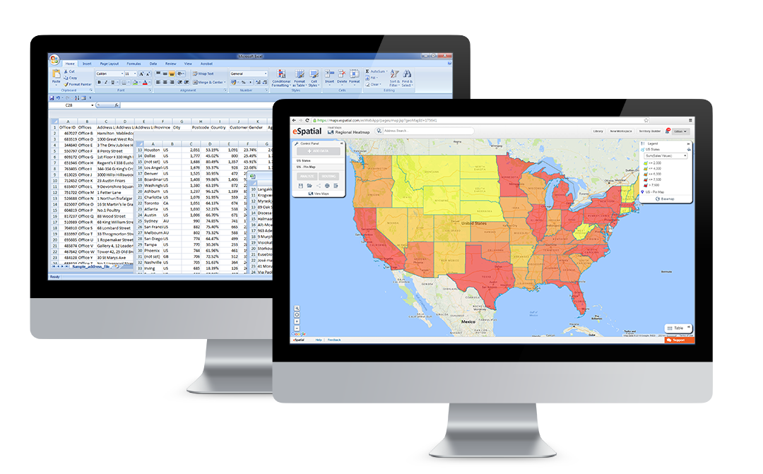 Mapping excel data blog image